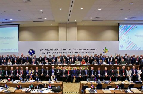PANAM SPORTS GENERAL ASSEMBLY SETS PATH FOR FUTURE