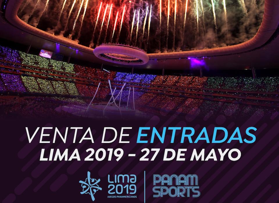 Calendario Juegos Panamericanos Lima 2019 Entradas.Panam Sports Pronto Comienza La Venta De Boletos De Lima