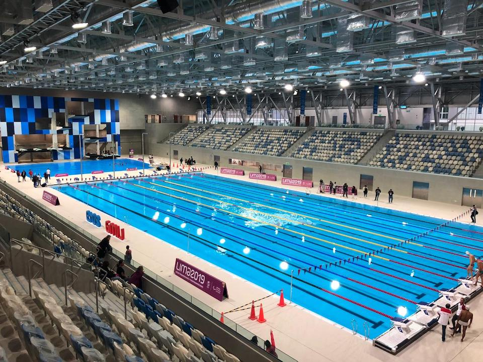 Panam Sports LIMA 2019 DELIVERS TWO MORE GREAT VENUES ...