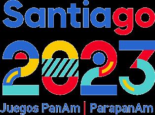 Santiago 2023 Logo