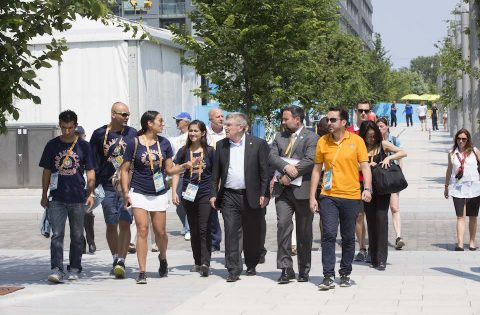 PANAM SPORTS CALLS FOR ATHLETE COMMISSION NOMINEES