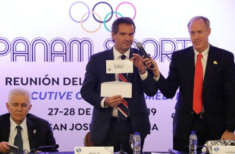 CALI, COLOMBIA WILL HOST INAUGURAL JUNIOR PAN AMERICAN GAMES IN 2021