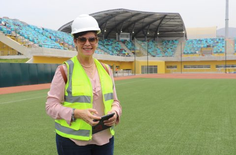 """""""ATHLETES WILL FEEL AT HOME AT LIMA 2019″"""
