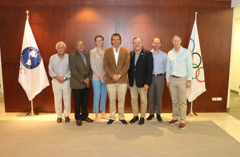 PANAM SPORTS COMMISSIONS PREPARE FOR LIMA 2019