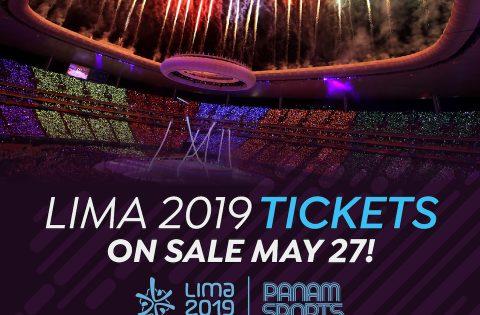 LIMA 2019 TICKET SALES BEGIN SOON