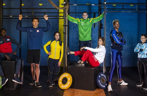 MORE THAN 100 OLYMPIC MEDALISTS ARE READY TO COMPETE AT LIMA 2019