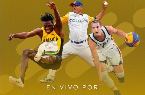 PANAM SPORTS AWARDS EN VIVO PARA TODA AMÉRICA Y EL MUNDO