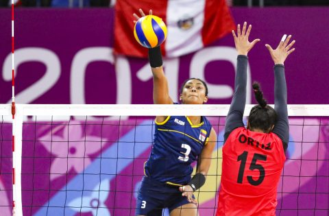 OLYMPIC DREAMS AT STAKE FOR VOLLEYBALL IN COLOMBIA AND CHILE