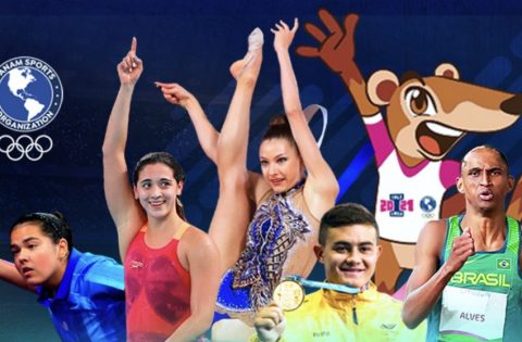 COLOMBIAN GOVERNMENT AND PANAM SPORTS CONFIRM FIRST JUNIOR PAN AMERICAN GAMES IN CALI FOR SEPTEMBER 2021