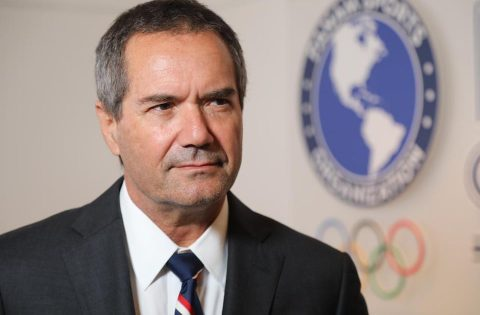 NEVEN ILIC IS UNANIMOUSLY REELECTED PRESIDENT OF PANAM SPORTS