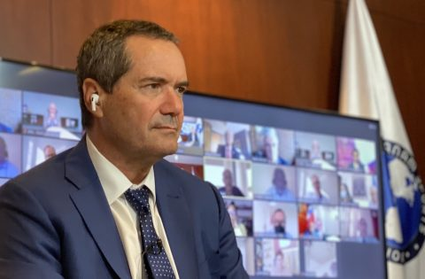 FIRST PANAM SPORTS VIRTUAL GENERAL ASSEMBLY OFF TO SUCCESSFUL START