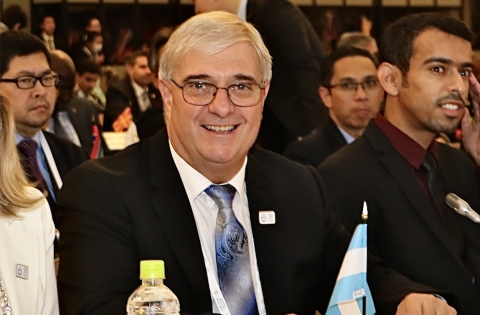 """MARIO MOCCIA: """"NOW IS THE TIME TO CONSOLIDATE THE GREAT CHANGE WE ARE MAKING AT PANAM SPORTS"""""""