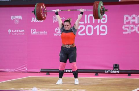 THE STRONGEST WOMAN IN CHILE: MARIA FERNANDA VALDES
