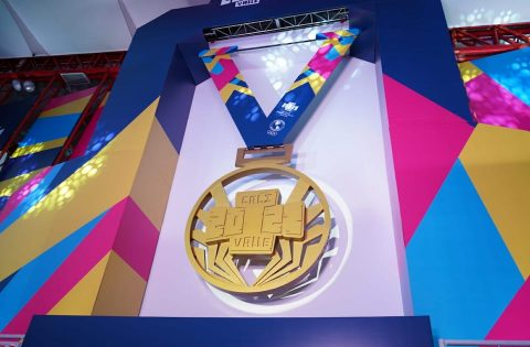 CALI 2021 CELEBRATES 100-DAY COUNTDOWN WITH OFFICIAL MEDAL PRESENTATION