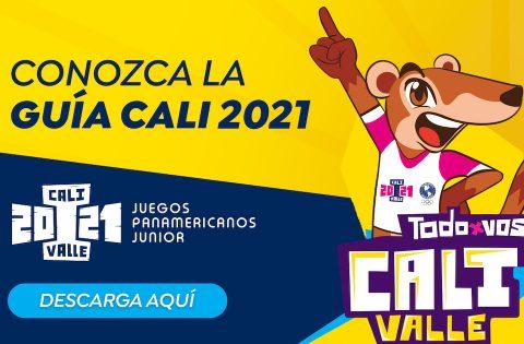 CONOZCA LA GUÍA RÁPIDA DE CALI VALLE 2021